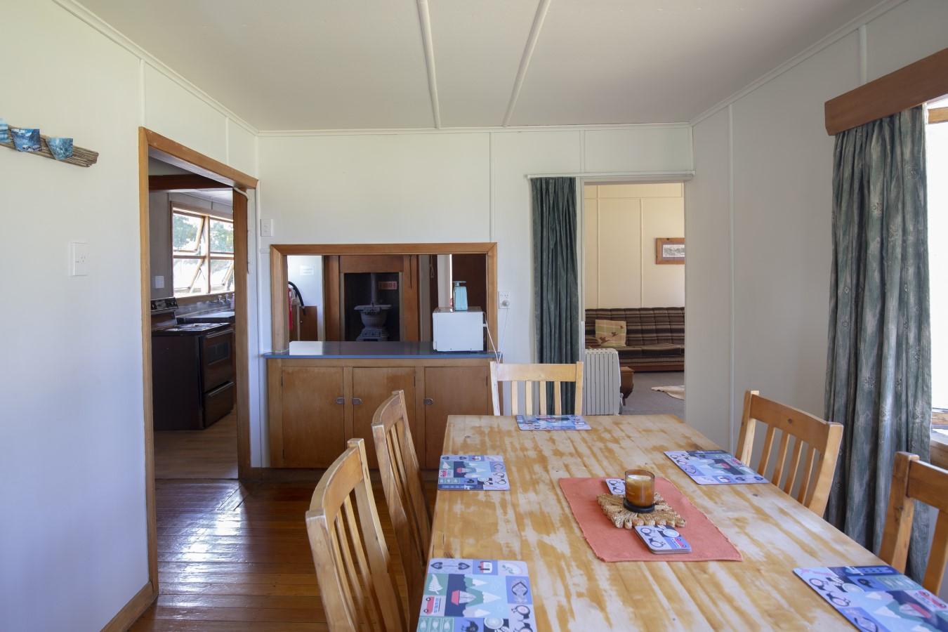 Omahau Downs Cottage (