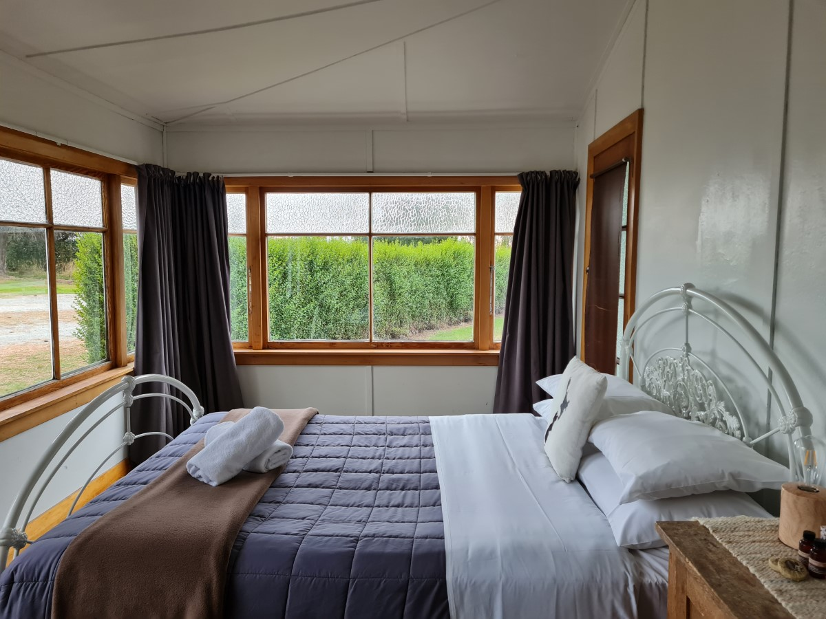 Omahau Downs Cottage