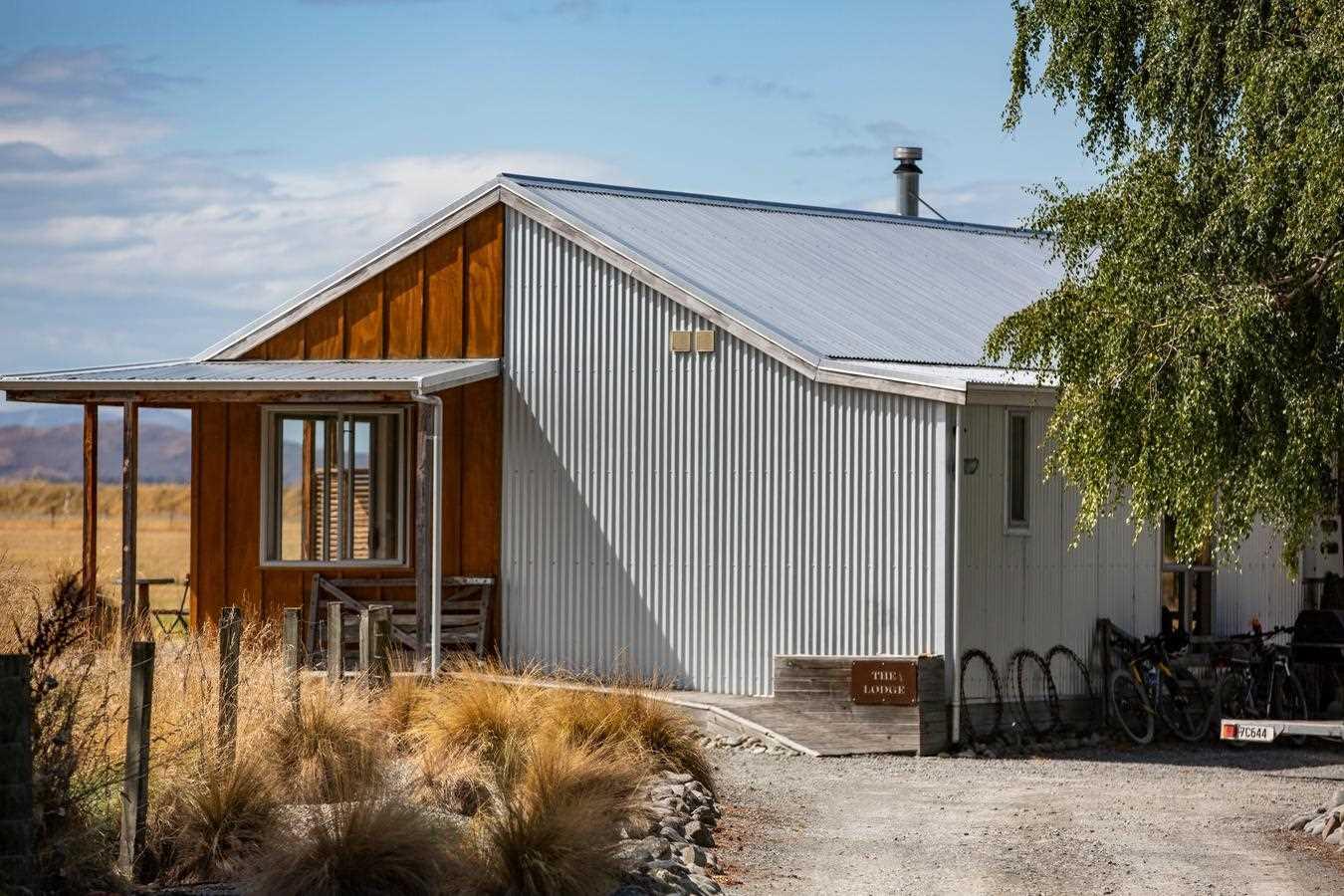 Omahau Downs Lodge